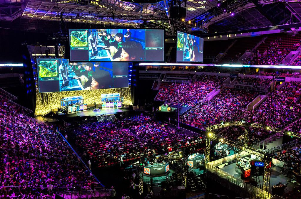 Las 5 empresas más importantes de videojuegos que cotizan en bolsa