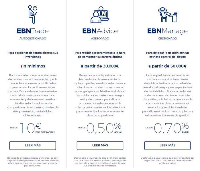 Servicios EBN