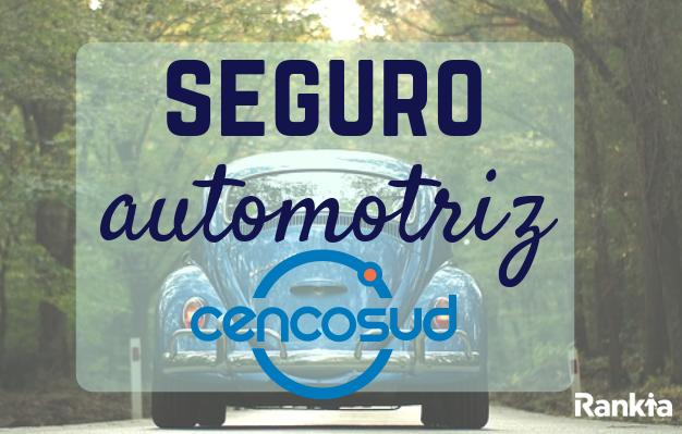 Seguro automotriz Cencosud: SOAP, moto y cotizar