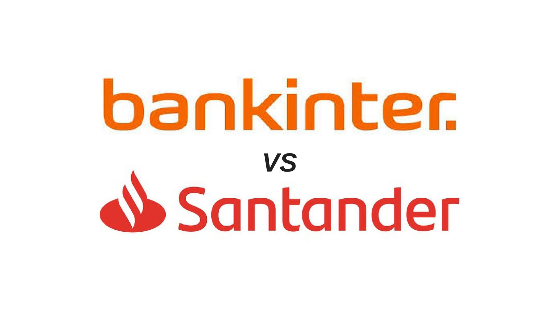 Bankinter-vs-santander