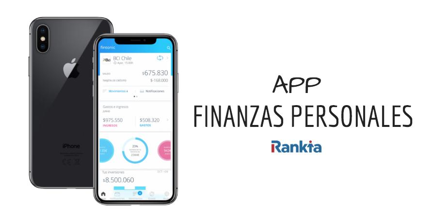 Fintonic, una app de finanzas personales