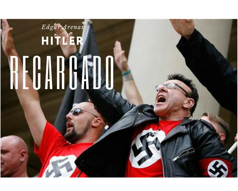 HITLER RECARGADO, RACISMO, HOMOFOBIA, EDGAR ARENAS