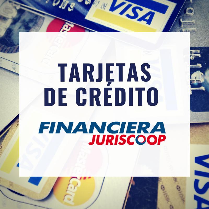Tarjetas de Crédito Financiera Juriscoop: ingresos, beneficios y cuota de manejo