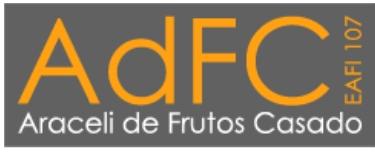 Araceli de Frutos EAFI