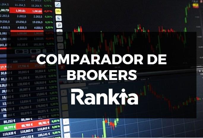 Comparador de Brókers de Rankia