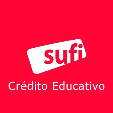 Crédito educativo SUFI