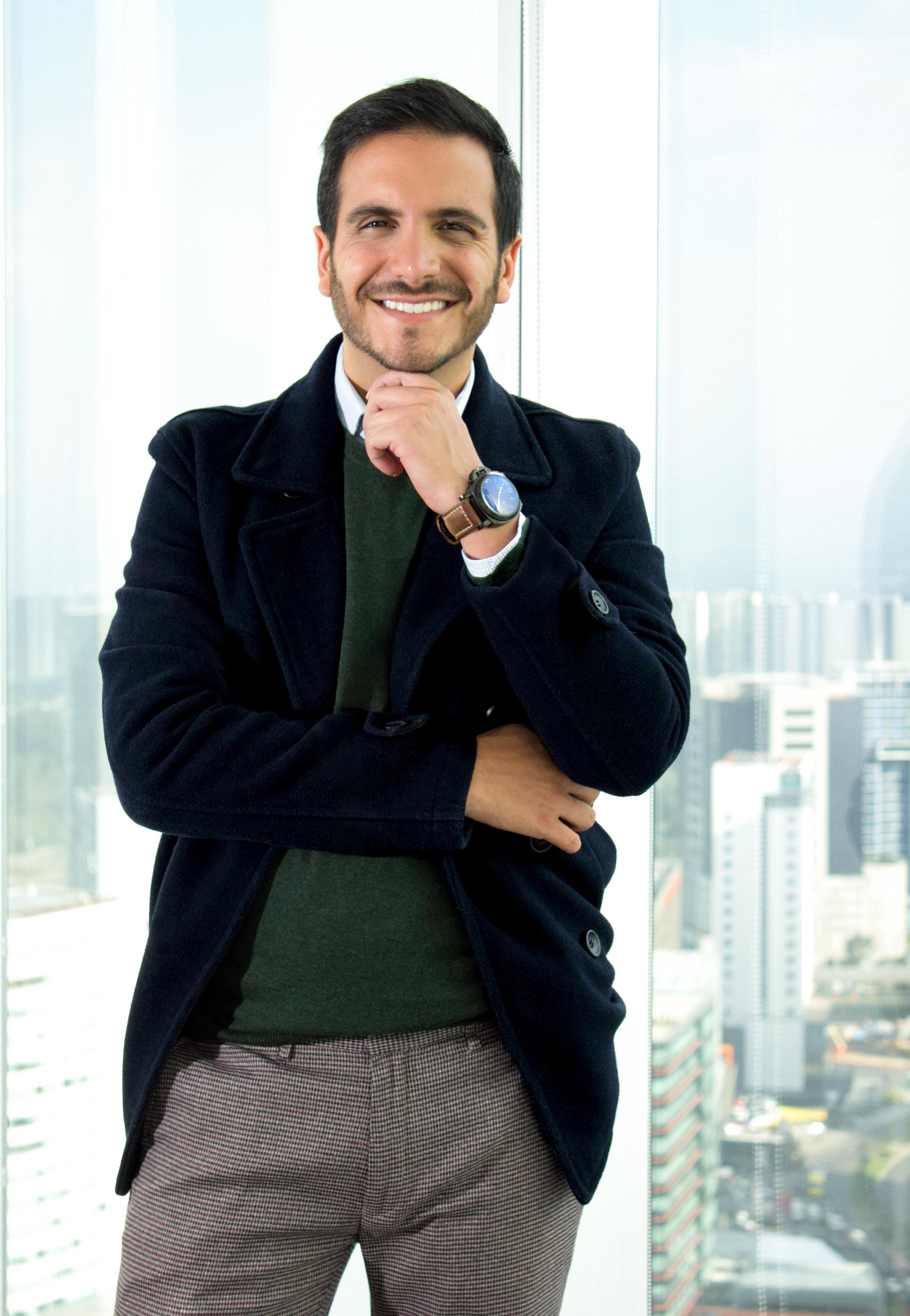 David Agmon,CEO Inverspot