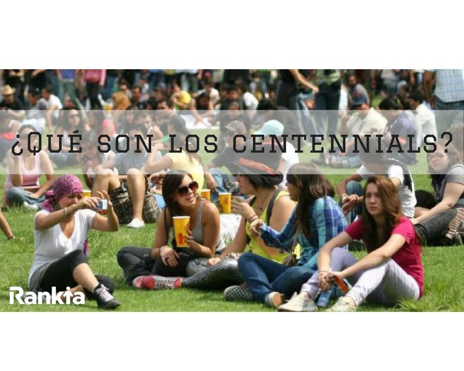Qué son los centennials, Edgar Arenas