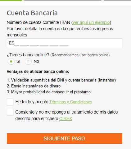 cuenta bancaria moneyman