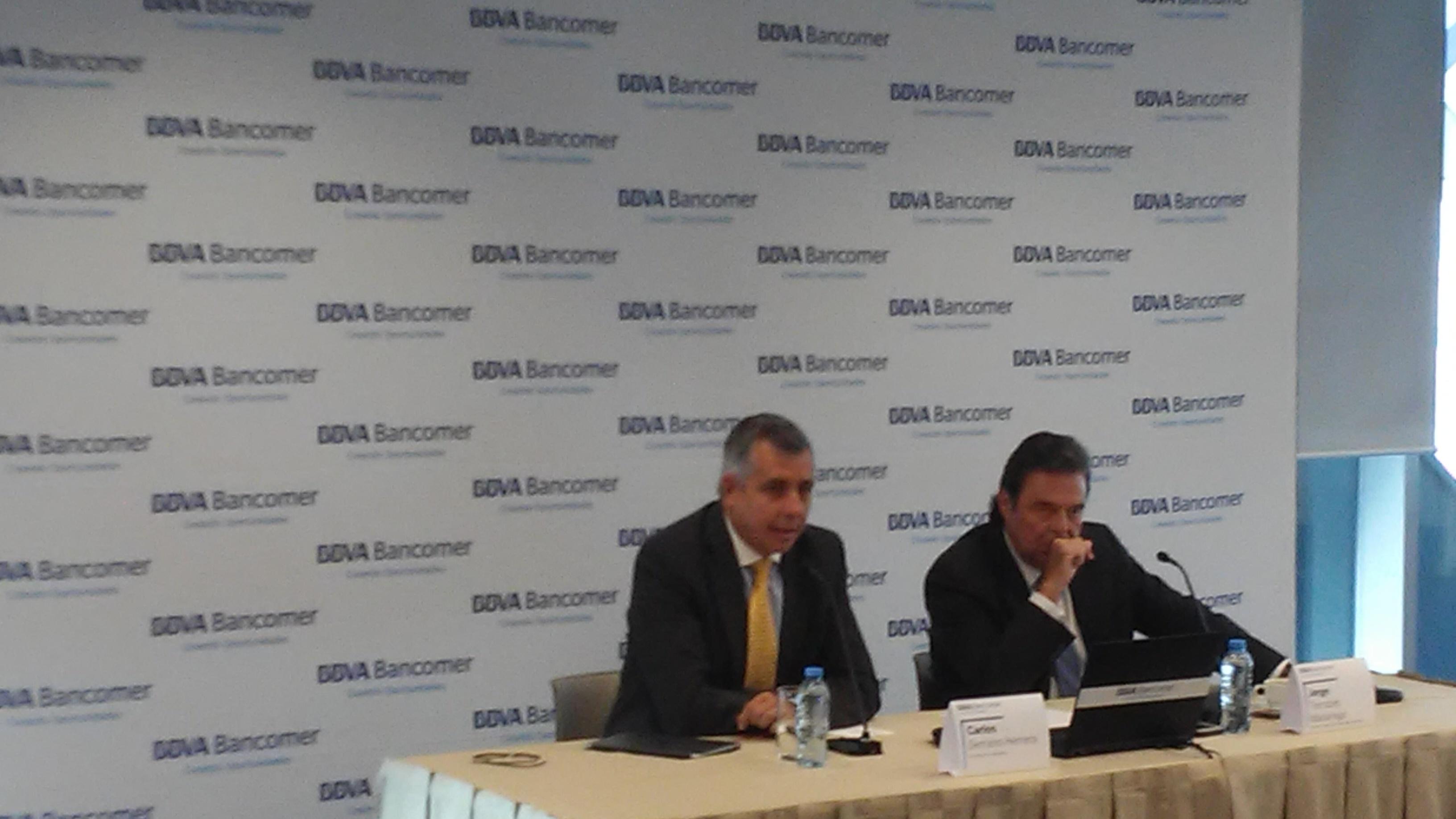 Situacion México, Bancomer, Carlos Serrano
