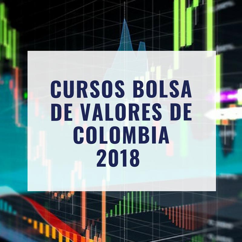 Cursos Bolsa de Valores de Colombia 2018