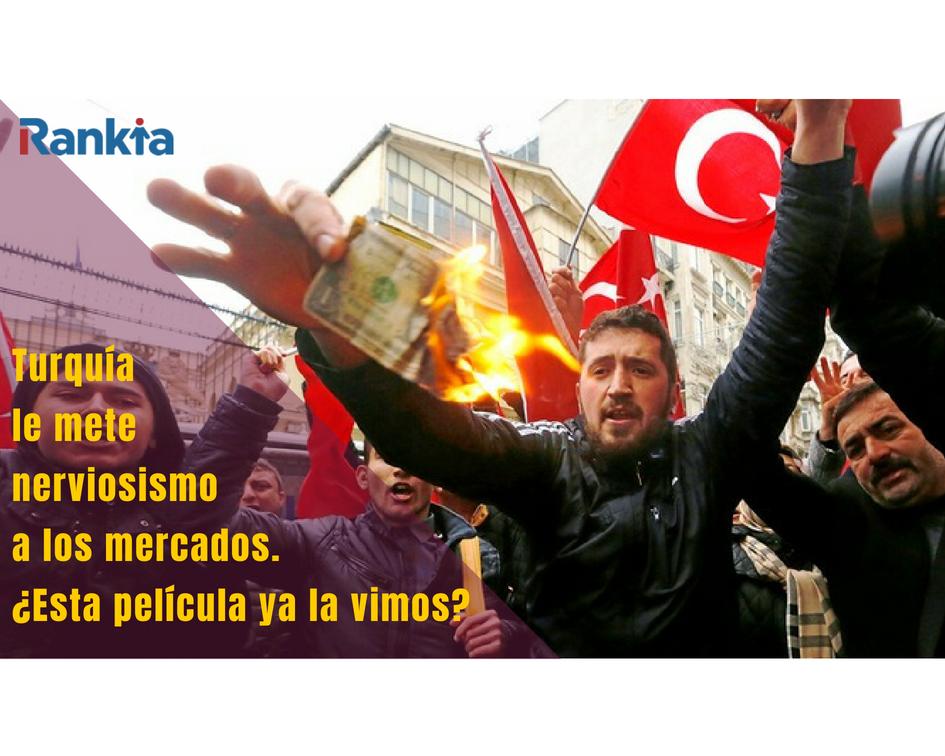 Turquía crisis, Rankia, Edgar Arenas