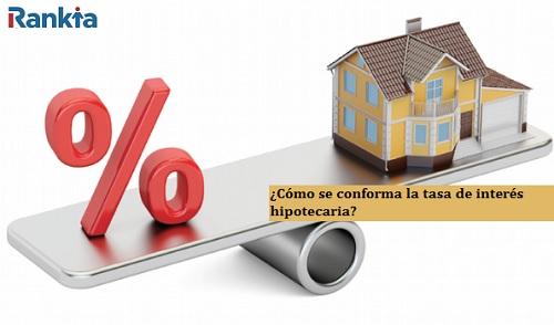 Cómo se fija la tasa de interés hipotecaria