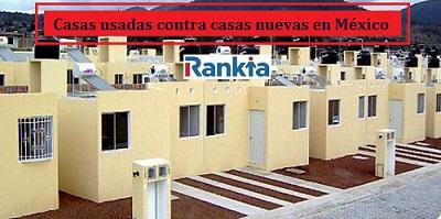 En México se venden más casas usadas que nuevas