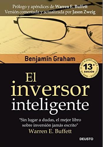 Mejores libros de Benjamin Graham: El Inversor Inteligente