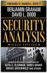 Mejores libros de Benjamin Graham: Security Analysis