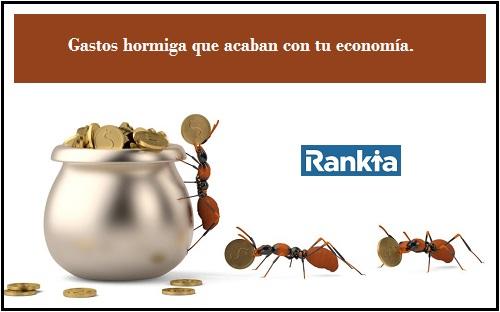 Gastos hormiga más frecuentes que acaban con tu salario