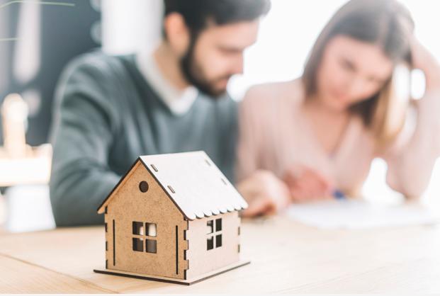 ¿Quién completa renta crédito hipotecario?
