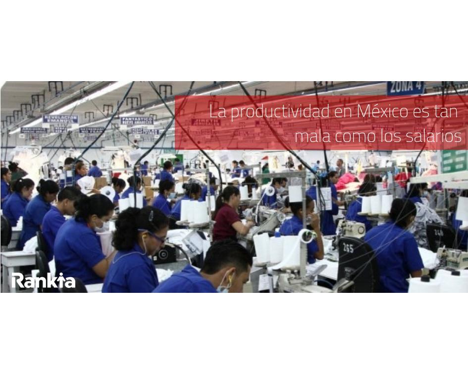 Productividad en México, salarios, Edgar Arenas