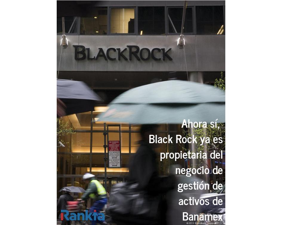 Black Rock, Banamex