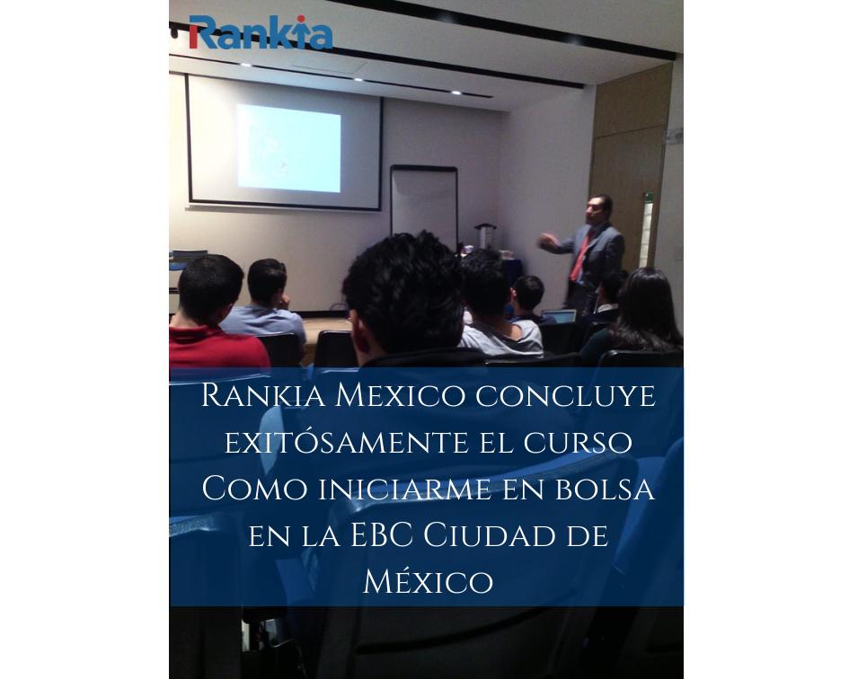 Edgar Arenas, Curso inversiones, Rankia