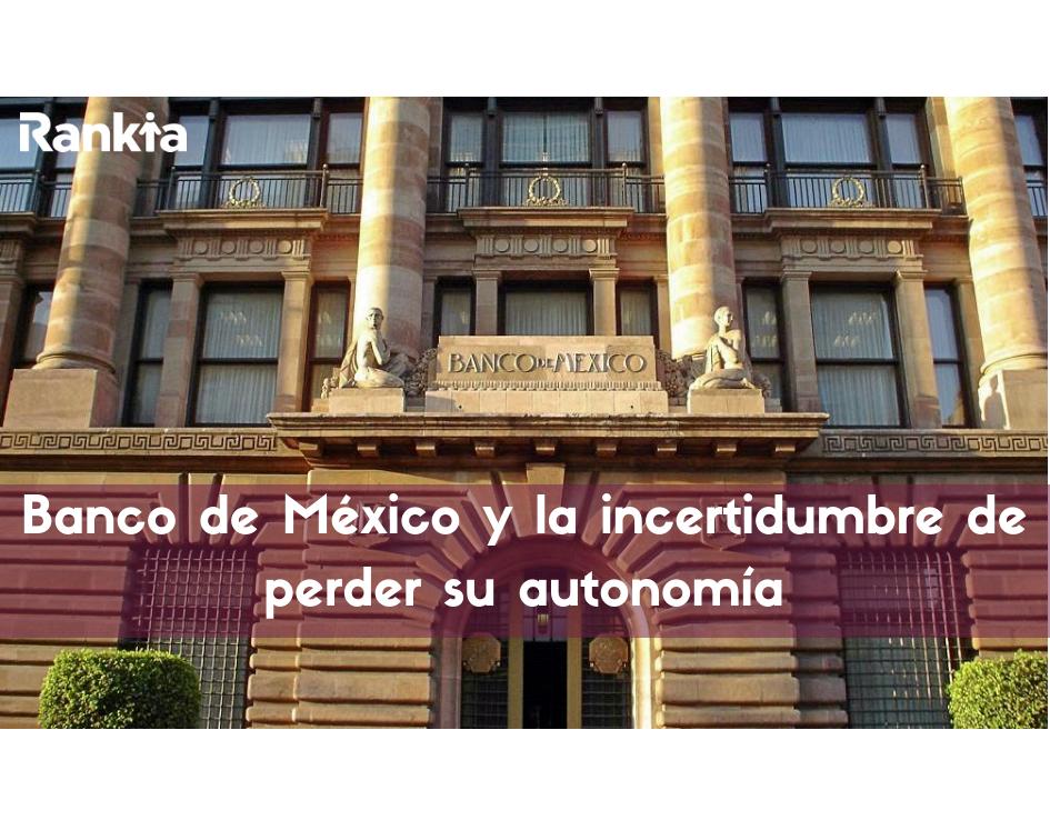 Banco de México, autonomia, Edgar Arenas