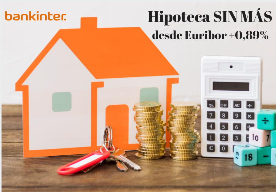 Hipoteca Sin Más Bankinter