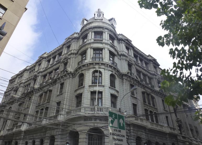 La Bolsa de Valparaíso cierra sus puertas tras 126 años