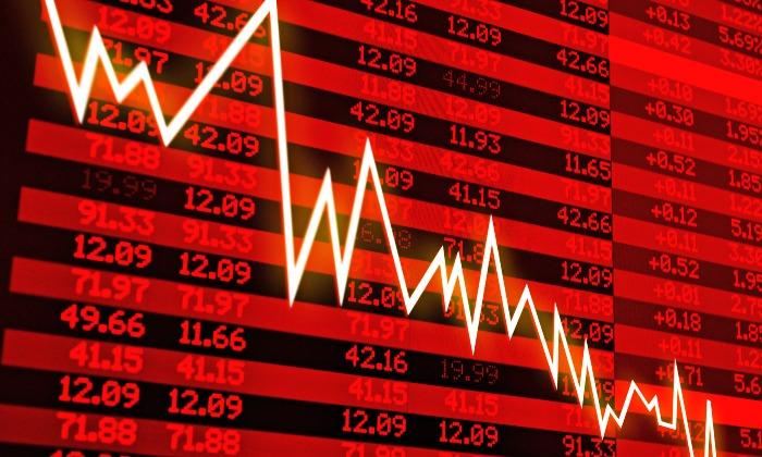 caida bolsa de valores
