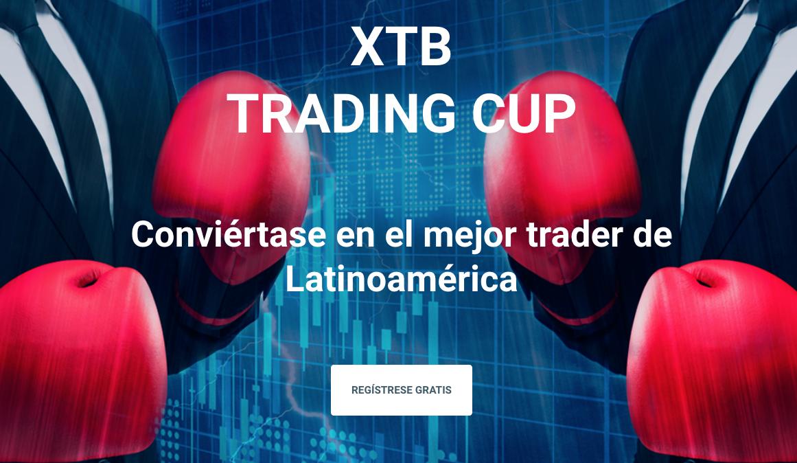 XTB Trading CUP: Conviértase en el mejor trader de Latinoamérica