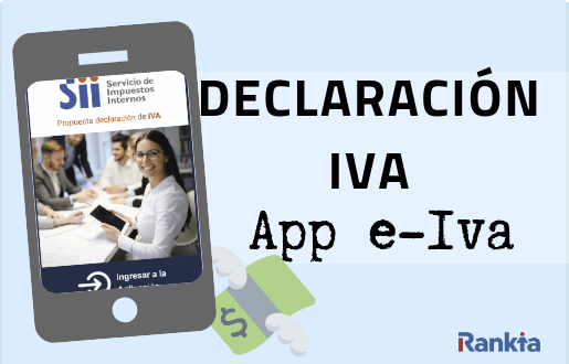 Declara y paga el IVA desde tu celular con la App e-Iva