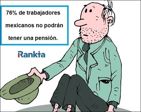 mexicanos que no tendrán pensión
