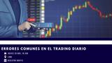 Errores comunes en el trading diario