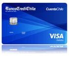 Tarjeta débito Credichile