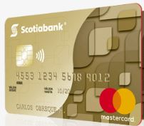 Scotia Mastercard Gold