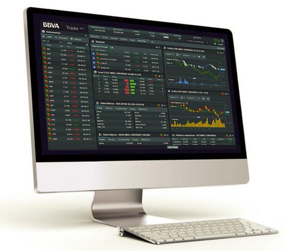 plataforma bbva broker