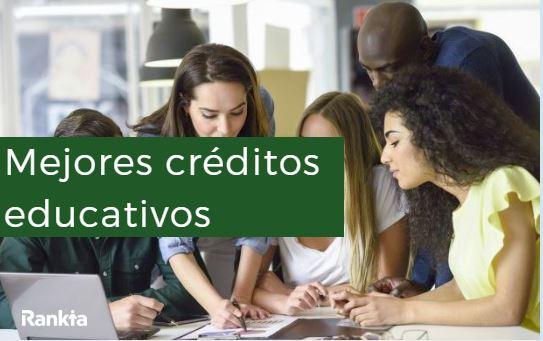 Mejores créditos educativos 2019