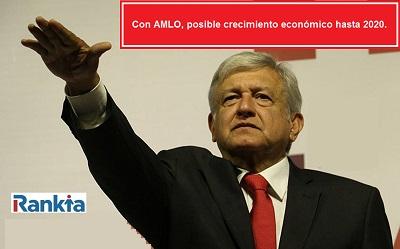 Con AMLO México crecerá más hasta 2020: OCDE