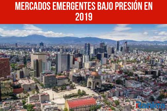 Mercados emergentes bajo presión en 2019, Edgar Arenas
