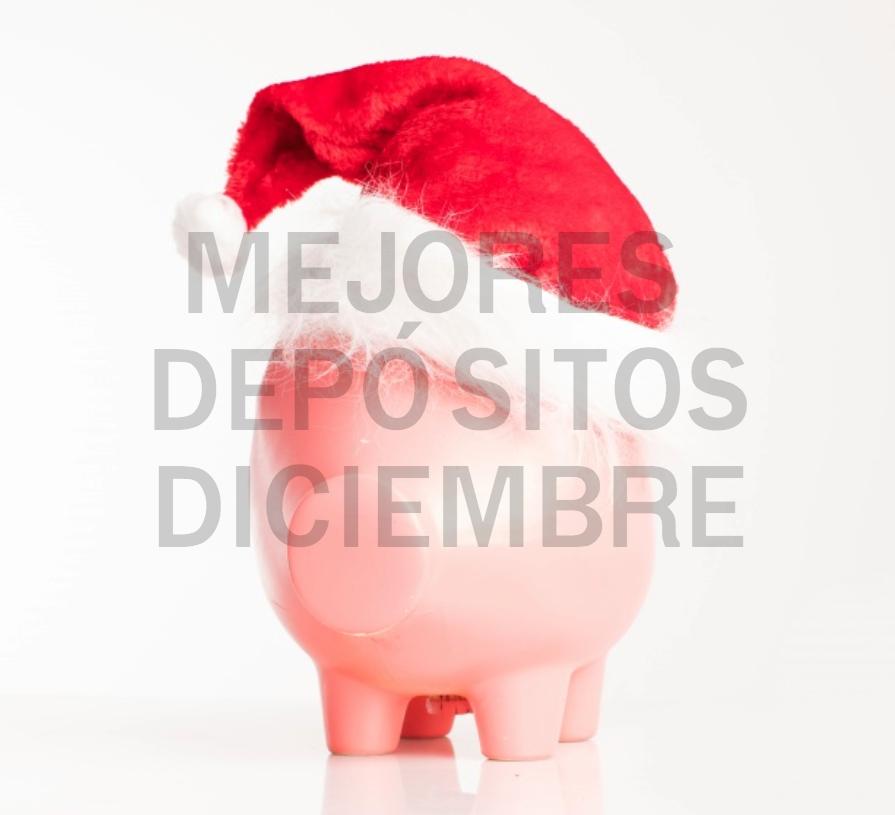 mejores depositos diciembre