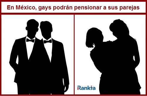 En México, gays podrán pensionar a sus parejas