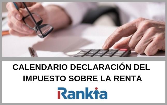 ¿Cuáles son las fechas para la Declaración de Renta 2019? Calendario tributario