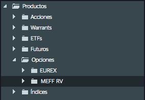 productos bbva trader pro