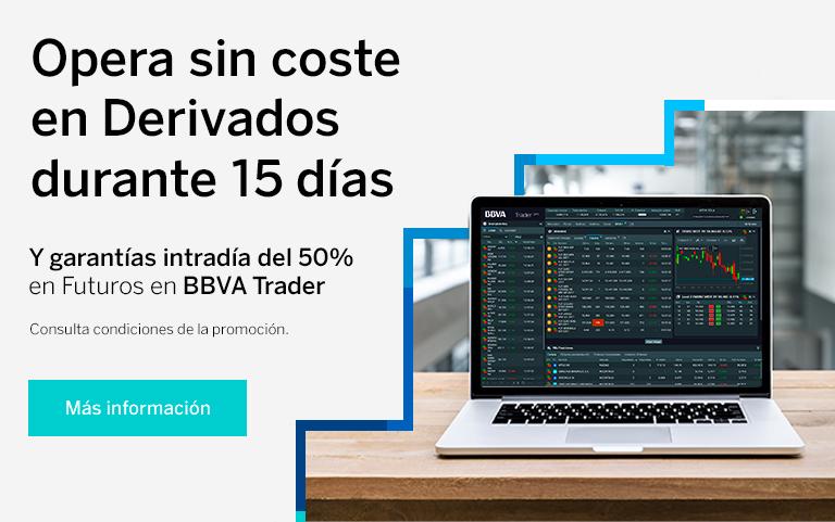promocion bbva trader derivados