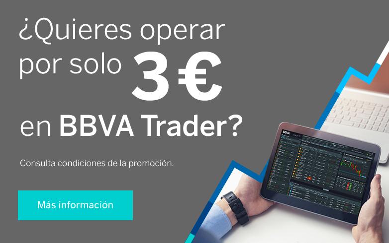 acciones bbva trader
