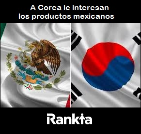 Productos que Corea demandará a México en los próximos años