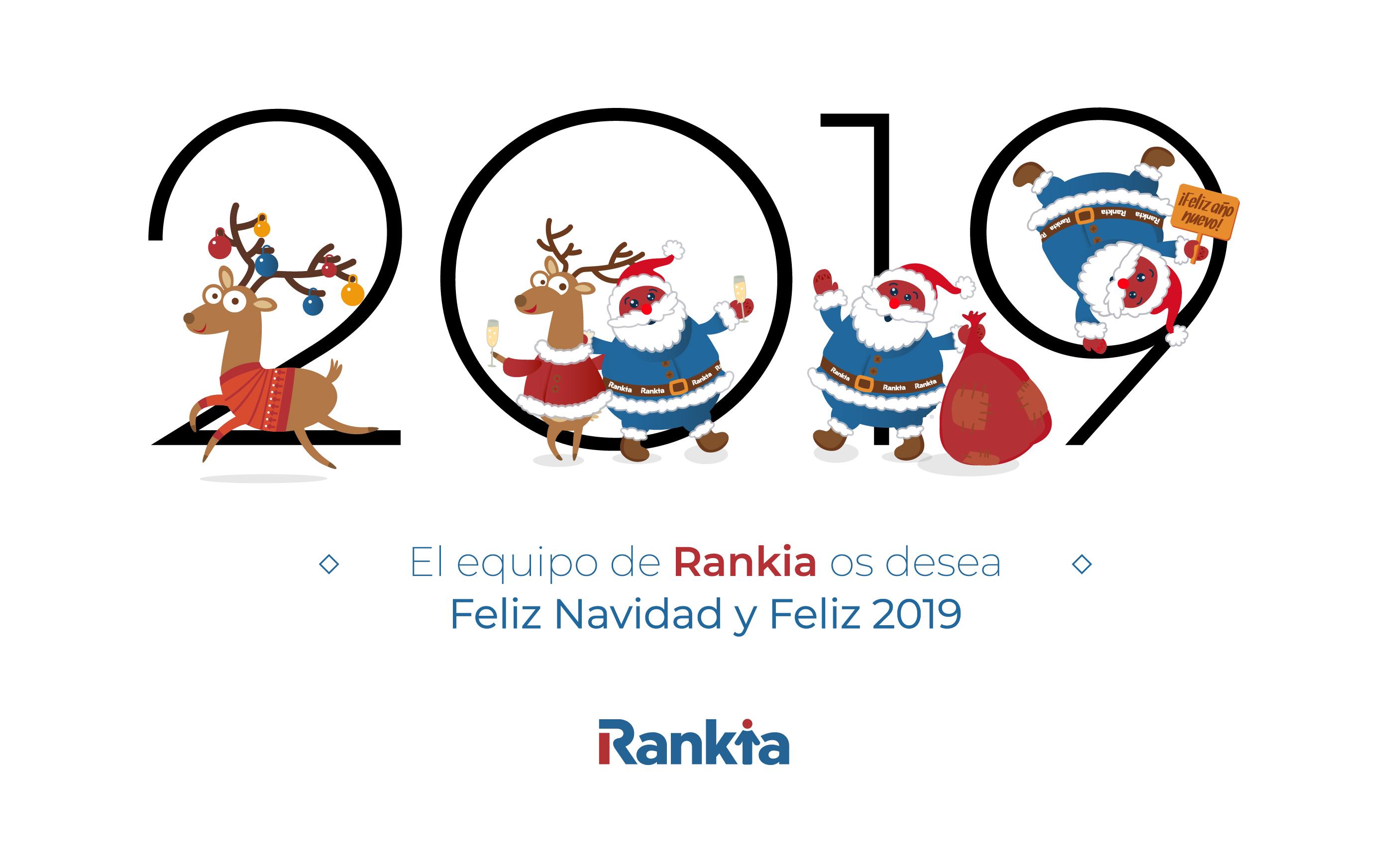 ¡Feliz Año 2019! 10 propósitos financieros para el nuevo año