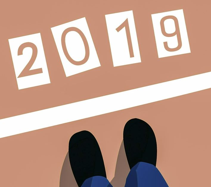 ¡Feliz año 2019! 10 propósitos financieros para el nuevo año: Ahorra