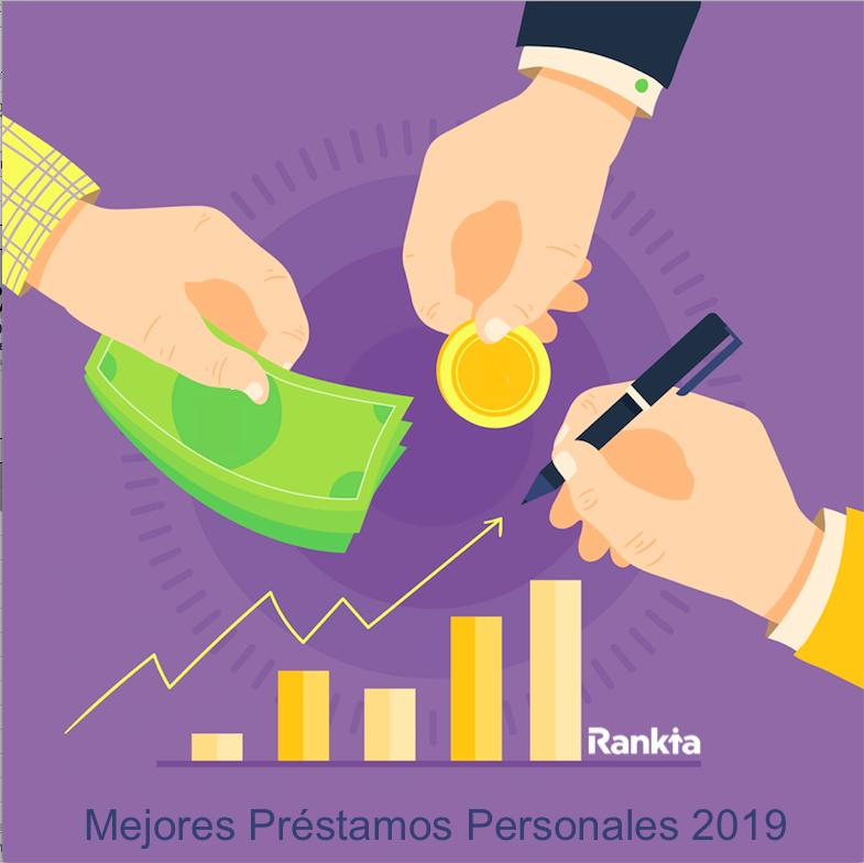 Mejores préstamos personales 2019