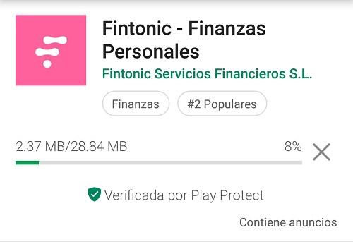 ¿Cómo funciona Fintonic? - APP